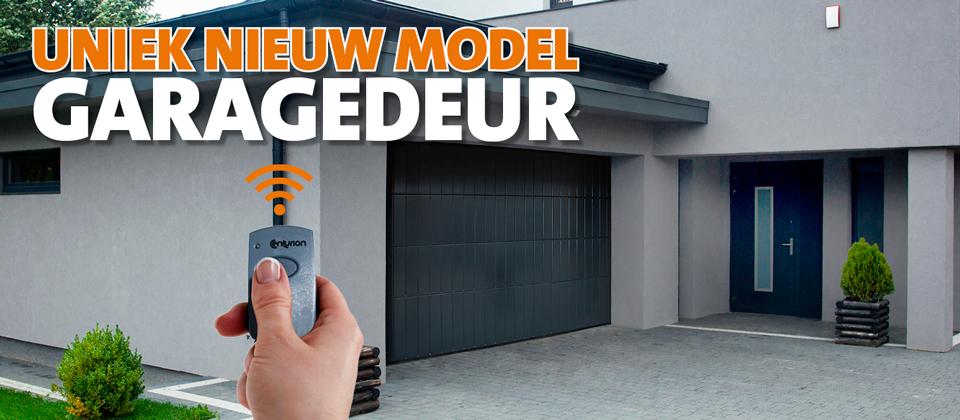 Top Isolatie van onze garagedeuren | Centurion Garagedeuren MC65
