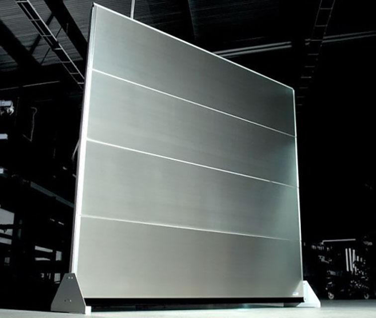 Alu-line model Framewerk met vakvulling 7
