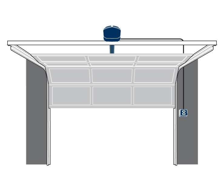 Alu-line model Framewerk met vakvulling 3
